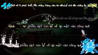 Khúc Hát Sông Quê (Kara Effect (Fx) Aegisub)