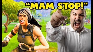 Making Walmart Manager ANGRY Pedro Finds a Job in Fortnite Battle Royale