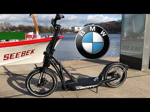 2020 BMW X2City – Premium Kick-Scooter