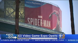 E3 Opens In Downtown LA