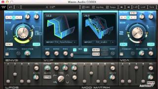 Waves 302: Codex: Deciphered - 11. Advanced Oscillator Controls