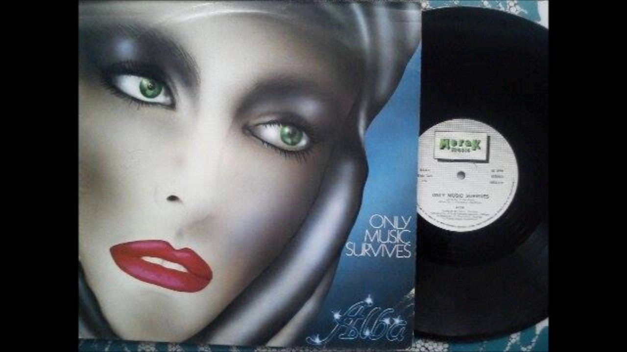 picked up outlet boutique sports shoes ALBA - ONLY MUSIC SURVIVES (DUB 1985)