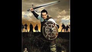 кельтские саги (воин зимы)...