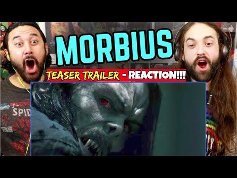MORBIUS - Teaser TRAILER | REACTION!!!