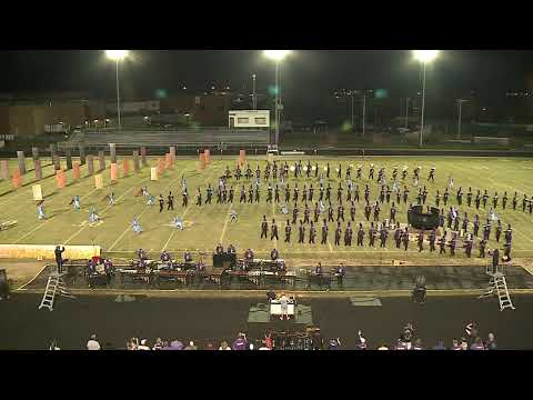 Campbell County High School Marching Band 9/14/19