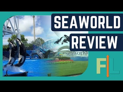 SeaWorld Vacation Review - SeaWorld, Orlando Florida