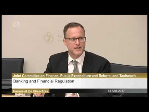 Jonathan Sugarman on Banking and Financial Regulation in Ireland.