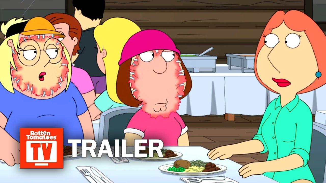 Family Guy Season 18 Comic-Con Trailer | Rotten Tomatoes TV