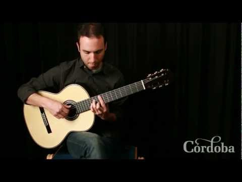 Cordoba C12 Demo: Comparing solid Canadian Cedar and solid European Spruce tops #2