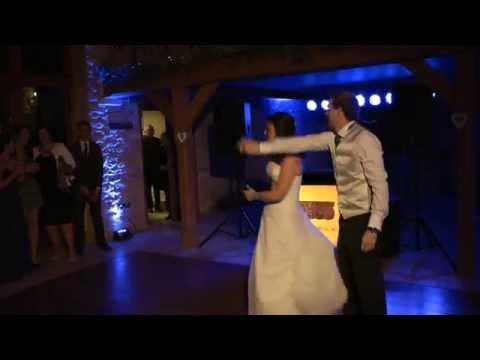 Matt & Katie Wedding Dance I'll Be Edwin McCain, You Make my Dreams
