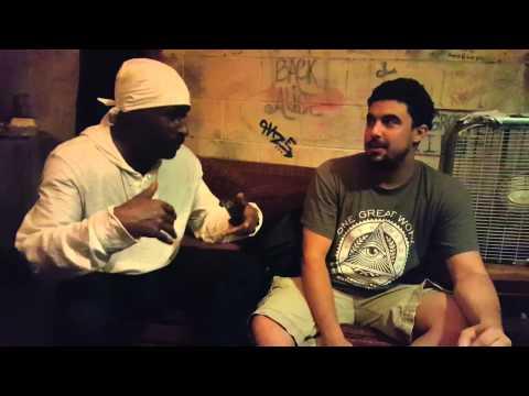 Reggae Music Fighting the NWO: Pato Banton