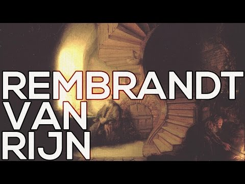 Rembrandt van Rijn: A collection of 546 paintings (HD)