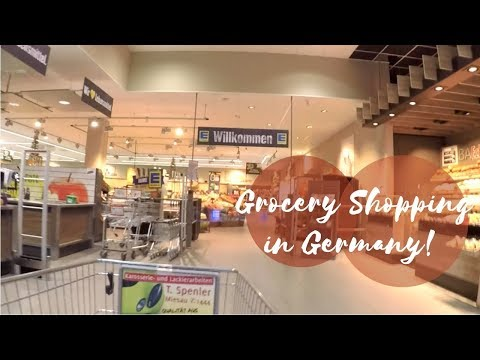 EDEKA - Groceries In Germany