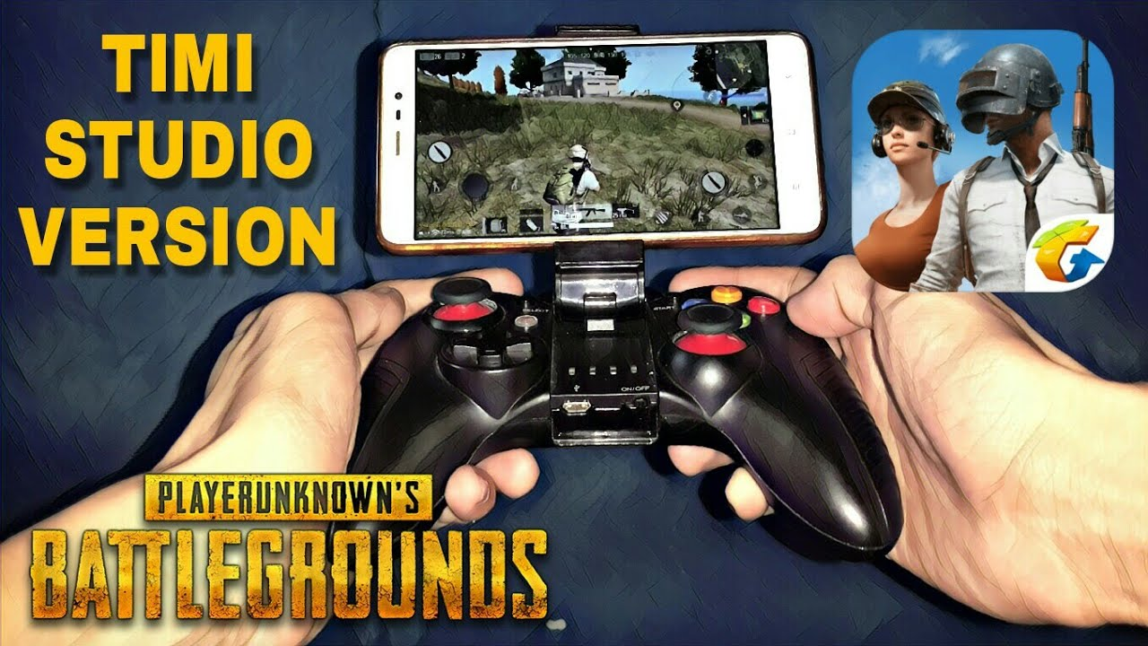 PUBG Mobile with Gamepad (Timi Studio Version) Android Gameplay HD