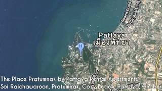 The Place Pratumnak by Pattaya Rental Apartments ☀ Pattaya, Thailand