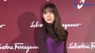 Video {30.03.2017} Yoon Eun Hye 윤은혜 attends Salvatore Ferragamo event at The Shilla Hotel, Seoul download MP3, 3GP, MP4, WEBM, AVI, FLV Juni 2017