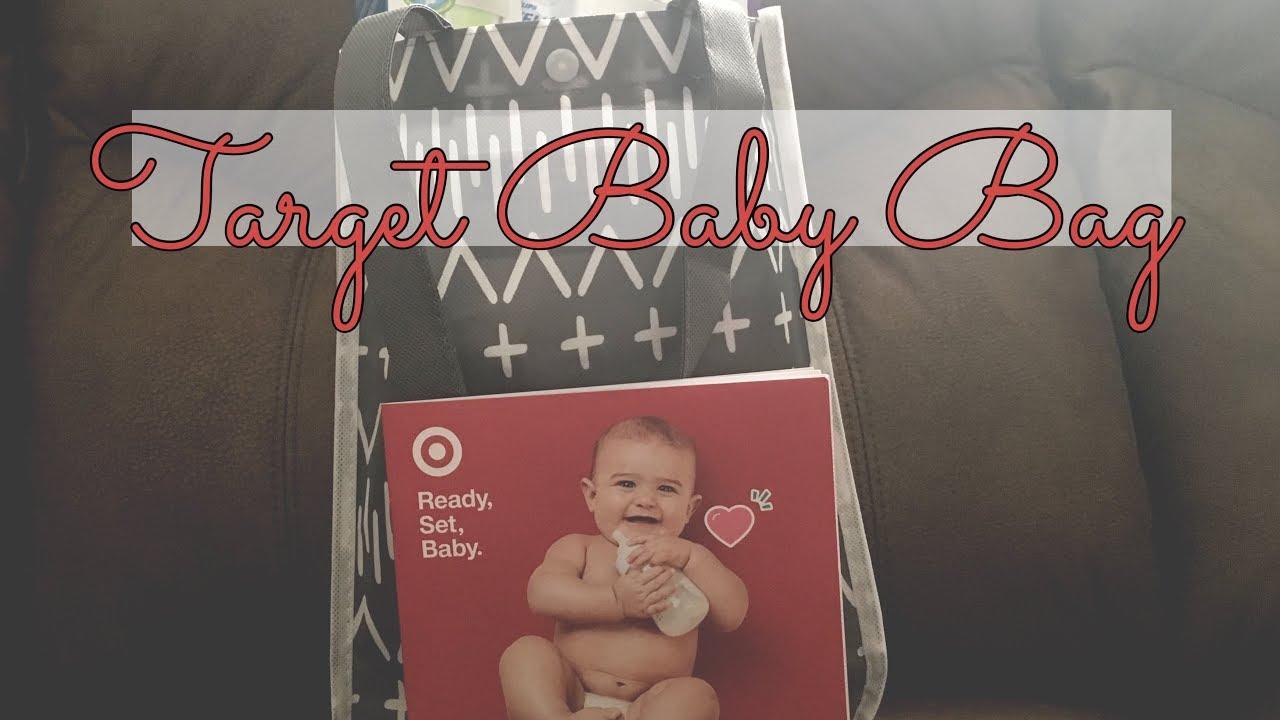 Target Baby Registry Bag | Free Baby Stuff | July 2018 ...