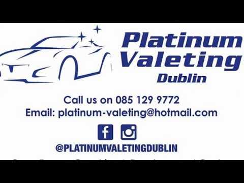 Auto Detailing By Platinum Valeting Dublin