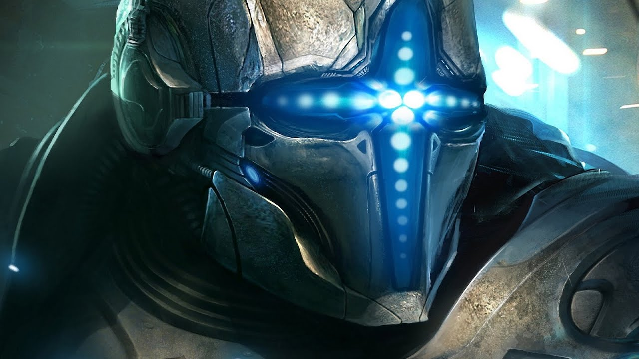 Futuristic Music Cyborg Cavemen Youtube
