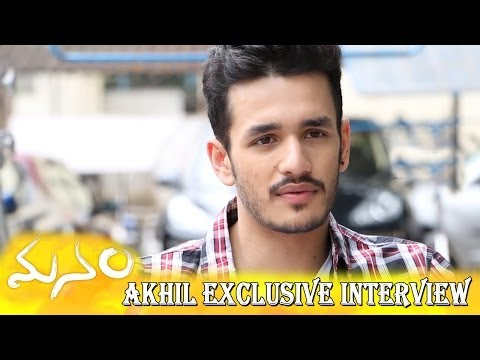 Akkineni Akhil Exclusive Interview || Manam || ANR, Nagarjuna, Naga Chaitanya