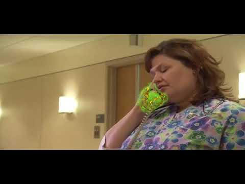 A very serious message about hand hygiene in hospitals video