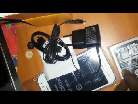 Samsung Galaxy J1 Ace Unboxing