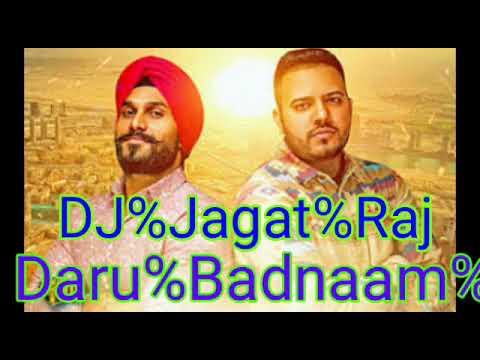 DARU BADNAAM || HARD ELECTRO MIX || DJ JAGAT RAJ