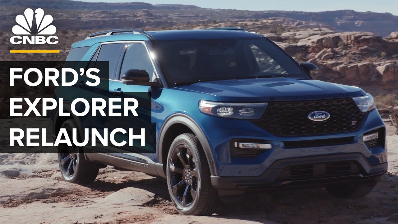 How Ford Botched Its Explorer Relaunch