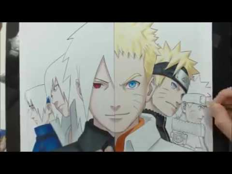 anime coloring pages for kids tokyo otaku mode pages naruto vs sasuke