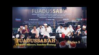 """Cak Nun KiaiKanjeng """"FUADUSSAB'AH"""" Bagian 3/5"""