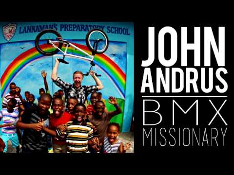 "John Andrus Radio Interview on ""Ministry in the Marketplace"""