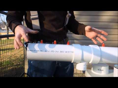 DIY Chicken & Rabbit Watering System by HPFirearms