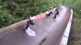 100% Sweden Skateboarding!