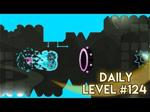 "DAILY LEVEL #124 | Geometry Dash 2.1 - ""Rapid"" by Berkoo | GuitarHeroStyles"