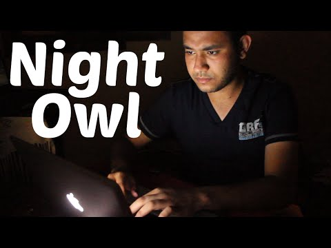 Download Youtube: 15 Things Only Night Owls Can Understand