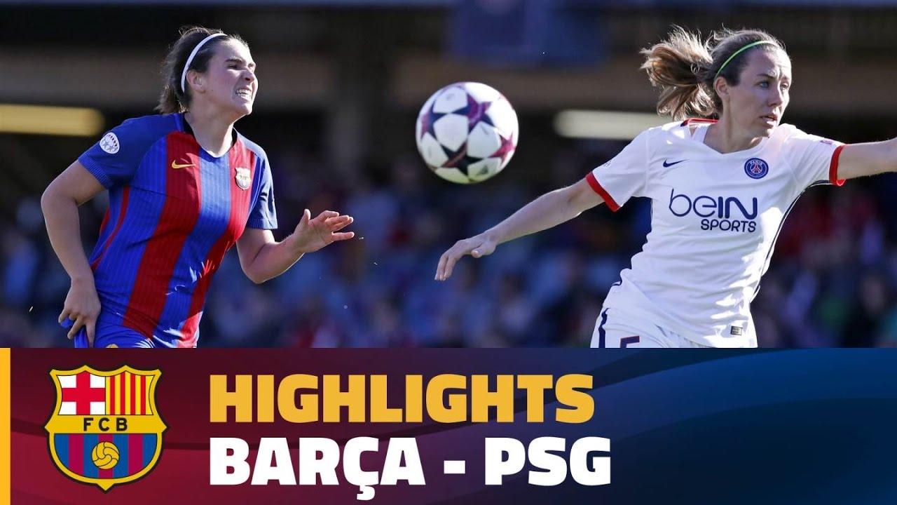highlights-futbol-fem-champions-league-fc-barcelona-psg-1-3