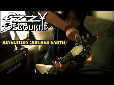 Ozzy Osbourne /  Randy Rhoads - Revelation (Mother Earth) :by Gaku
