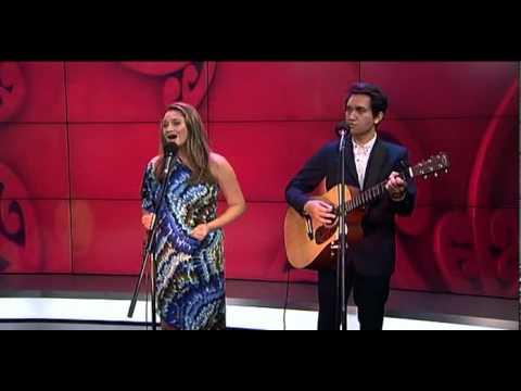 Maisey Rika and Seth Haapu - Tapu te po