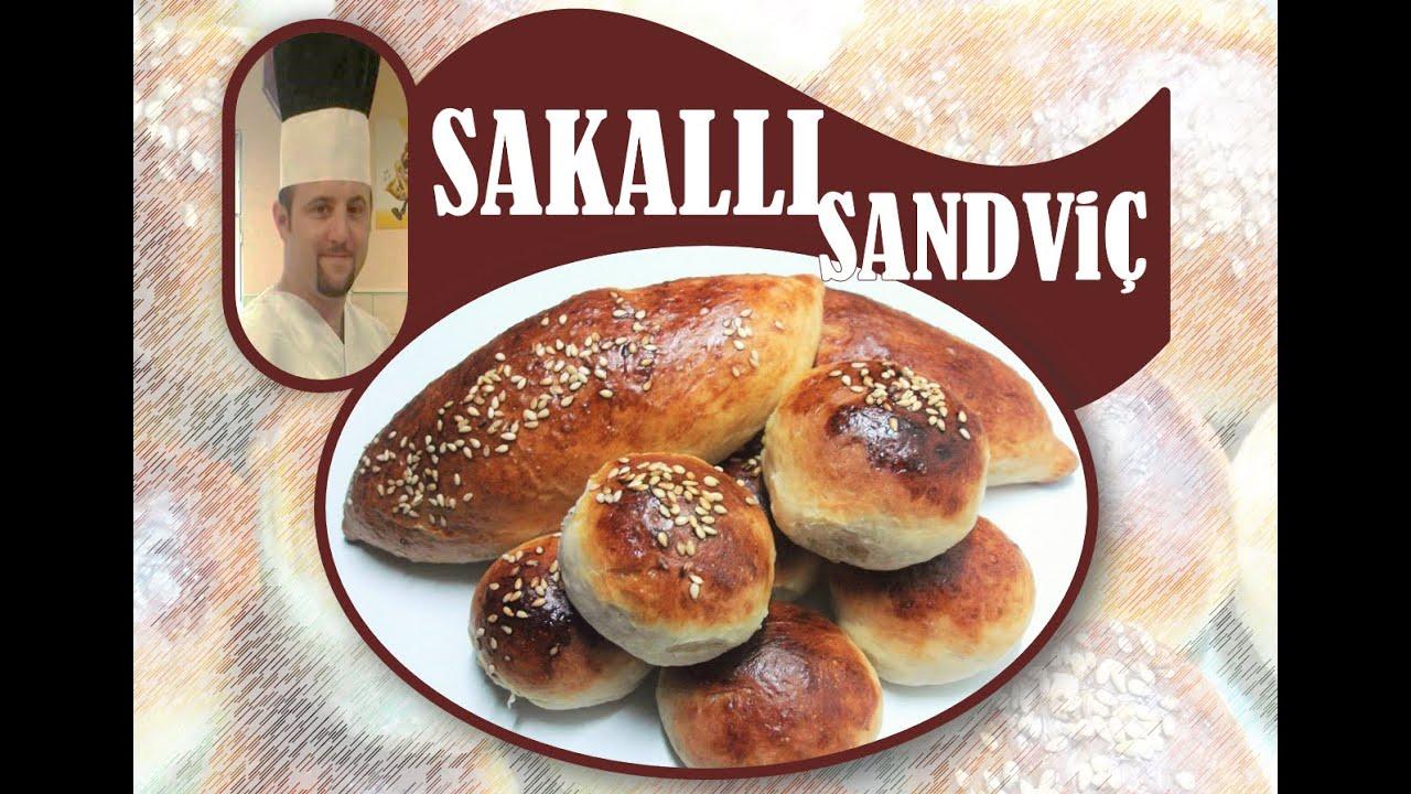 Mini Sandviç Ekmeği Tarifi Videosu