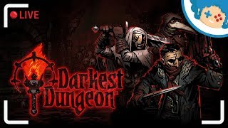 Darkest Dungeon PL #3 - Co nas nie zabije, to nas... zabije później :v | Zapis LIVE