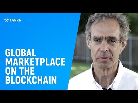 Global Marketplace on the Blockchain
