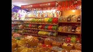 видео Стеллажи для кондитерского магазина