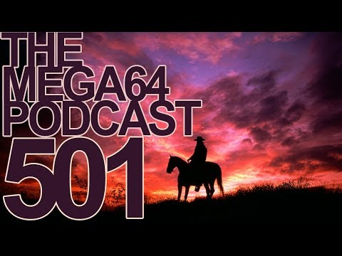 Mega64 Podcast 501 - Red Dead Redemption BOO!