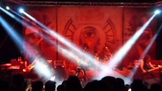 Moonspell - Love is Blasphemy LIVE @ Total Metal Festival, Bitonto, Bari, Italy, 20 July 2014