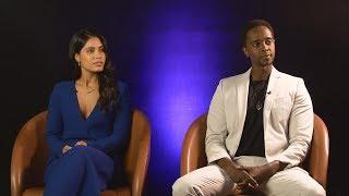 Next Generation TV - Edi Gathegi and Otmara Marrero