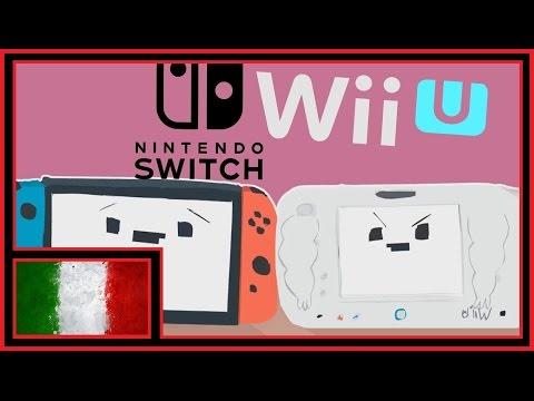 Nintendo Switch vs Wii U - Gumbino   DOPPIAGGIO ITA