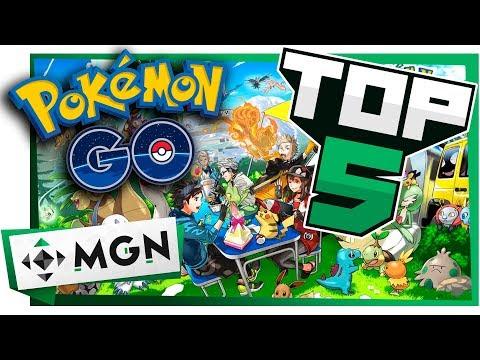 5 Razones para Volver a Pokémon GO en 2018 | MGN thumbnail