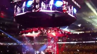 Luke Bryan @ HOUSTON RODEO - Kiss Tomorrow Goodbye
