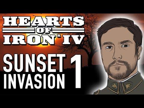 HOI IV - Sunset Invasion 1936 [#1]