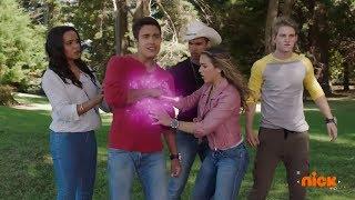 "Power Rangers Super Ninja Steel - Valentines Day | Episode 11 ""Love Stings"""